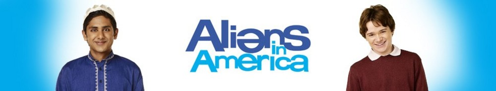 Aliens in America Movie Banner