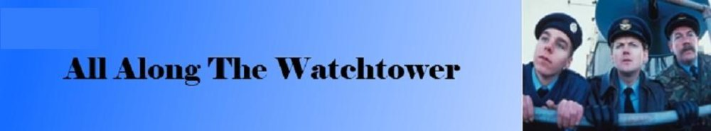 All Along the Watchtower (UK) Movie Banner