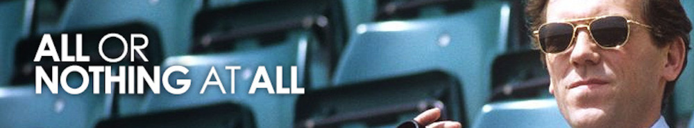 All or Nothing At All (UK) Movie Banner
