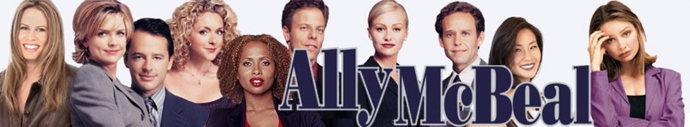 Ally McBeal Movie Banner