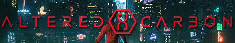 Altered Carbon Movie Banner
