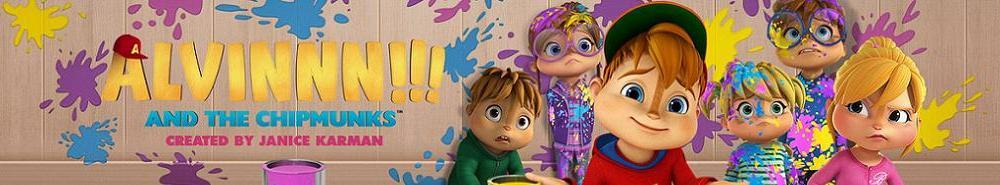 Alvinnn!!! and the Chipmunks Movie Banner