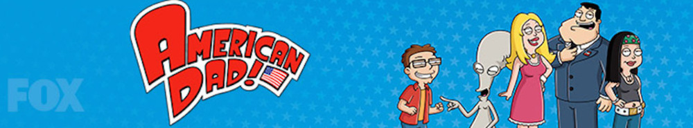 American Dad! Movie Banner