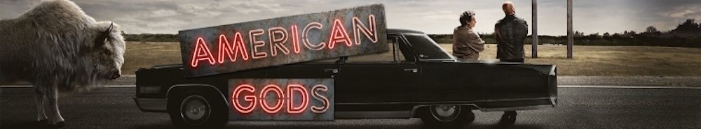 American Gods Movie Banner
