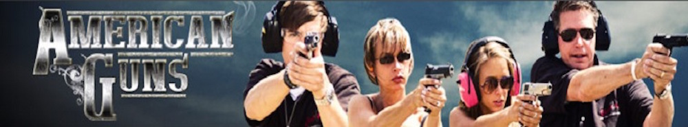 American Guns Movie Banner
