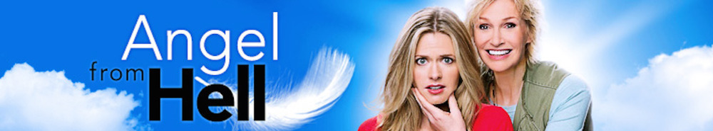 Angel From Hell Movie Banner