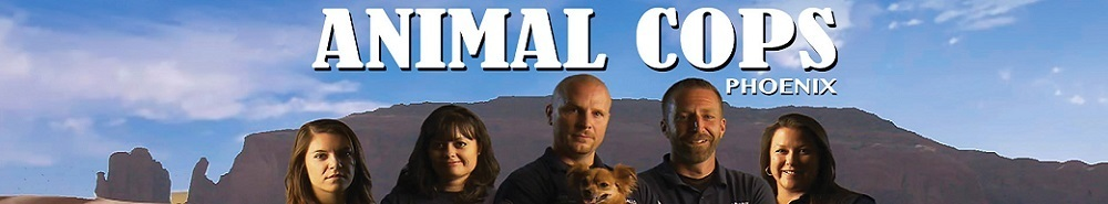 Animal Cops: Phoenix Movie Banner