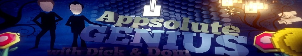 Appsolute Genius with Dick and Dom (UK) Movie Banner