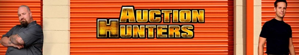 Auction Hunters Movie Banner