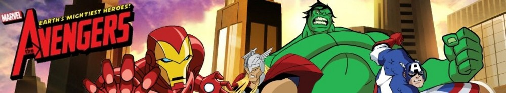 The Avengers: Earth's Mightiest Heroes Movie Banner