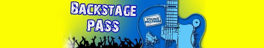 Backstage Pass Movie Banner