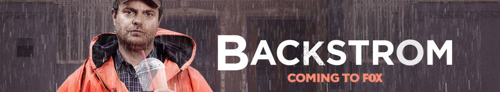 Backstrom Movie Banner
