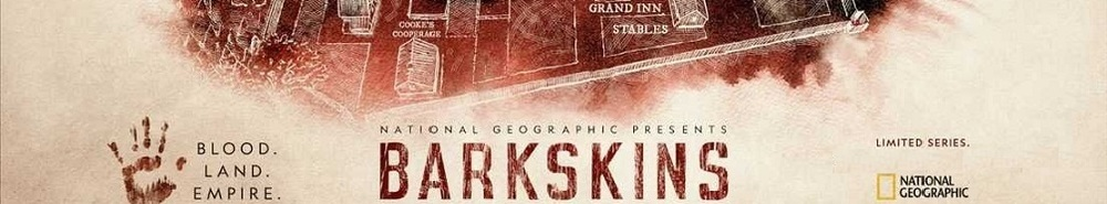 Barkskins Movie Banner