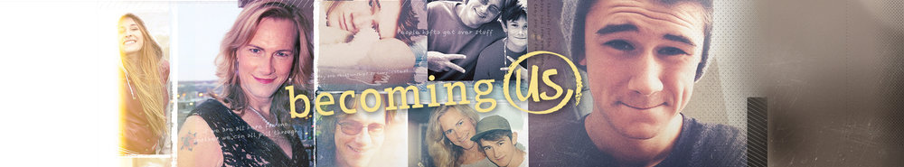 Becoming Us Movie Banner
