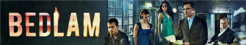 Bedlam (UK) Movie Banner
