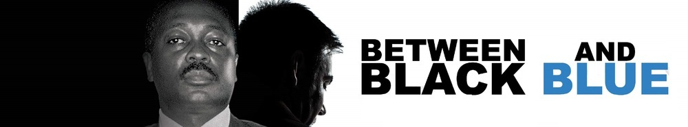 Between Black and Blue Movie Banner