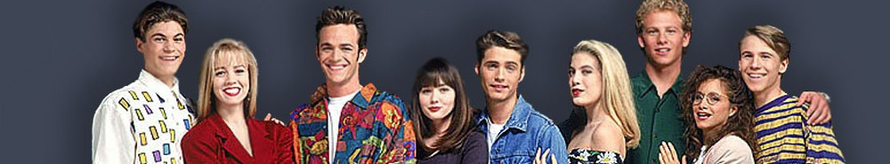 Beverly Hills, 90210 Movie Banner