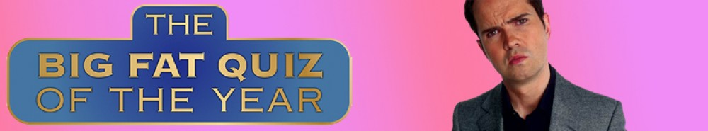 Big Fat Quiz of the Year (UK) Movie Banner