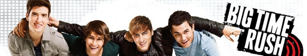 Big Time Rush Movie Banner