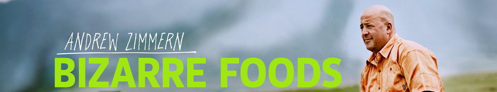 Bizarre Foods Movie Banner