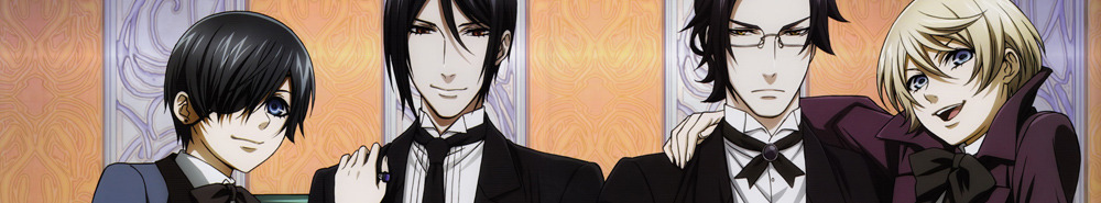 Black Butler Movie Banner