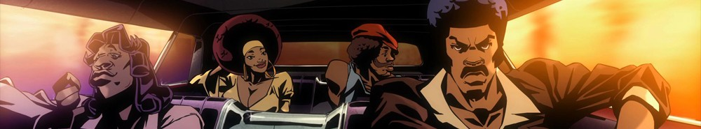 Black Dynamite Movie Banner