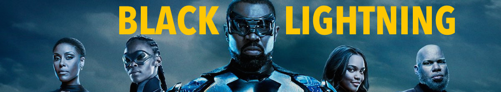 Black Lightning Movie Banner