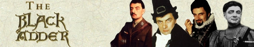 BlackAdder (UK) Movie Banner