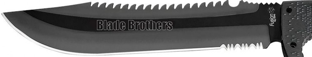 Blade Brothers Movie Banner