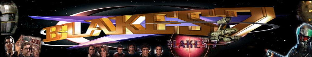 Blake's 7 (UK) Movie Banner