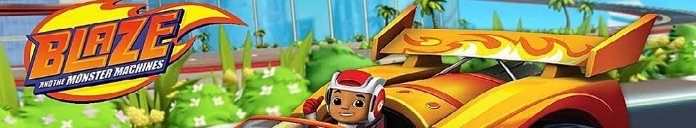 Blaze and the Monster Machines Movie Banner