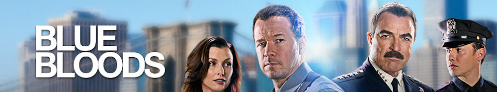 Blue Bloods Movie Banner