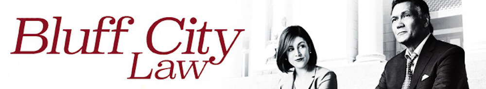 Bluff City Law Movie Banner