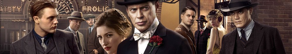 Boardwalk Empire Movie Banner