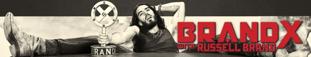 Brand X With Russell Brand Movie Banner