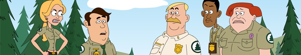 Brickleberry Movie Banner