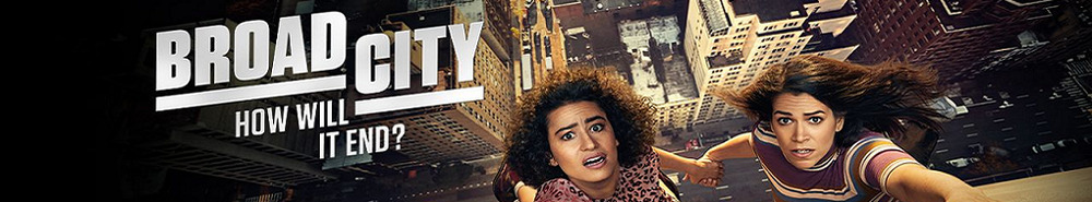 Broad City Movie Banner