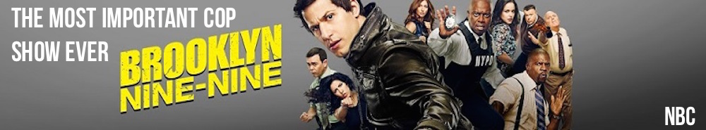 Brooklyn Nine-Nine Movie Banner