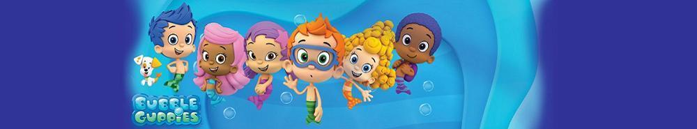 Bubble Guppies Movie Banner
