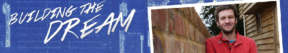 Building The Dream (UK) Movie Banner