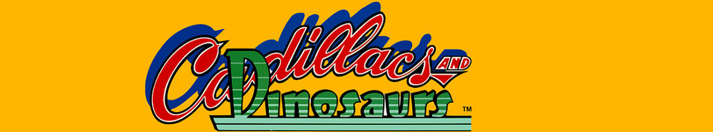 Cadillacs and Dinosaurs Movie Banner