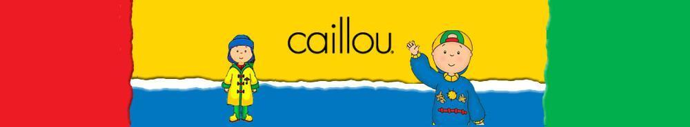 Caillou (CA) Movie Banner