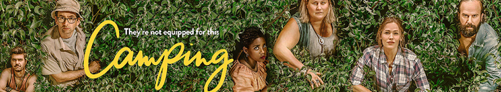 Camping Movie Banner
