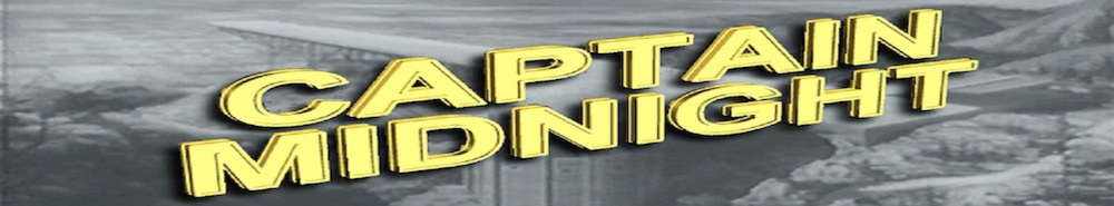 Captain Midnight Movie Banner