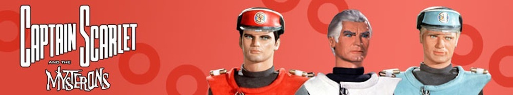 Captain Scarlet and the Mysterons (UK) Movie Banner