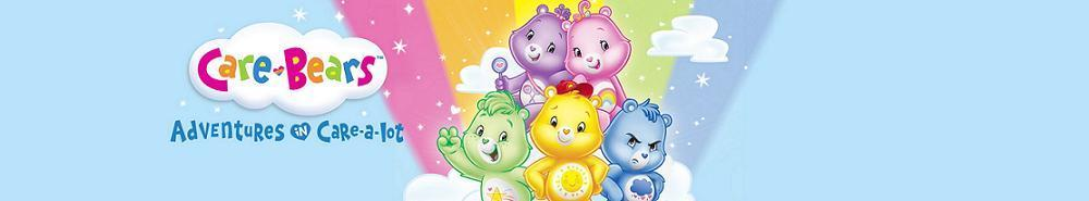Care Bears: Adventures in Care-a-Lot Movie Banner