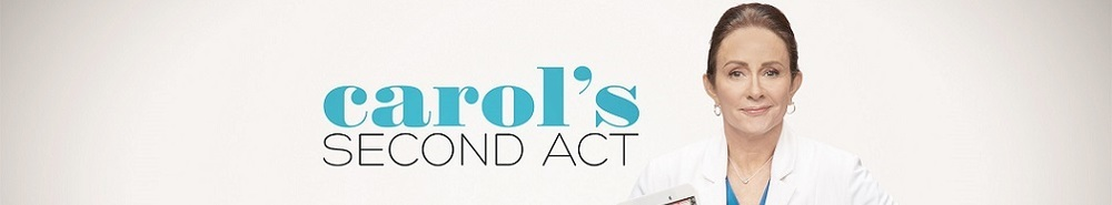 Carol's Second Act Movie Banner