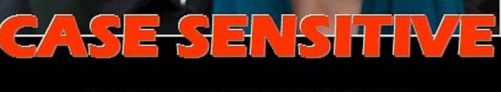 Case Sensitive (UK) Movie Banner
