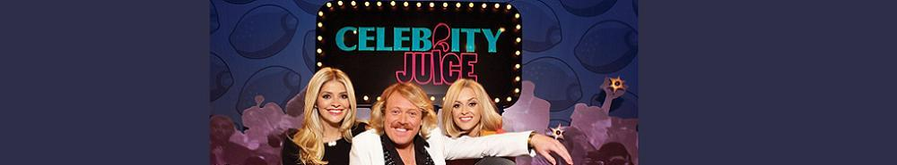 Celebrity Juice (UK) Movie Banner