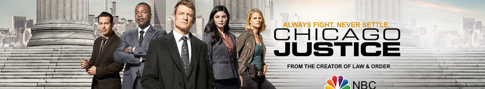 Chicago Justice Movie Banner